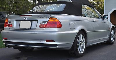 2000 - 2006  BMW 3 series Convertible top - SNDK Material