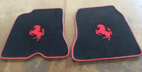 2014-2016 Ferrari California T Plush Floor Mats (Set)