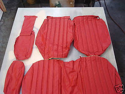 1982 - 1988 BMW 5 Series Rear Seat Covers