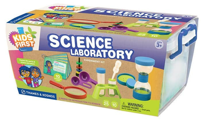 Toy - Science Laboratory Box