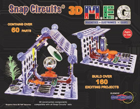 Toy - Snap Circuits 3D MEG