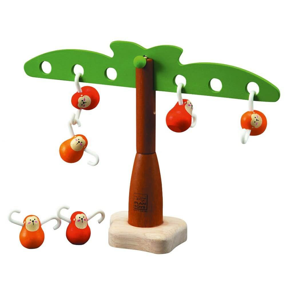 Toy - Balancing Monkeys