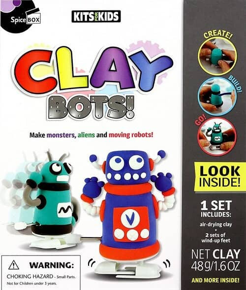 Kit - Clay Bots Box