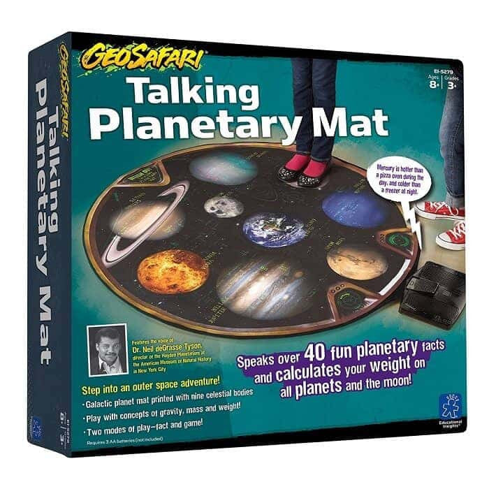 Toy - GeoSafari Talking Planetary Mat Box