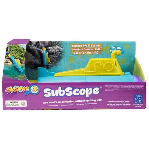 Toy - GeoSafari Jr. SubScope Box