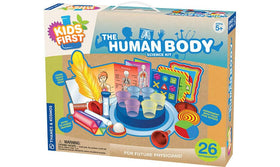Toy - The Human Body Box