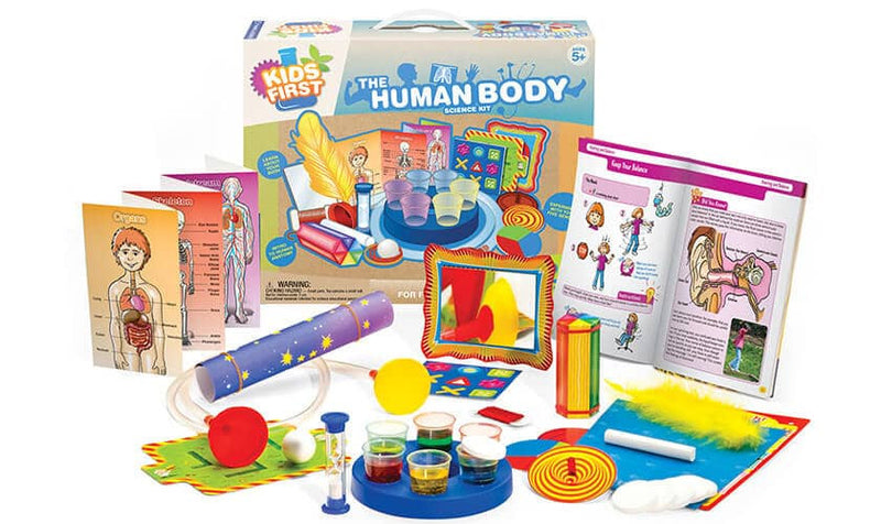 Toy - The Human Body Contents