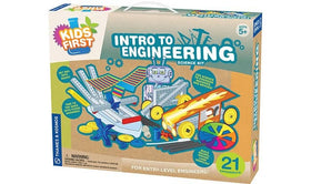 Toy - Intro To Engineering Box