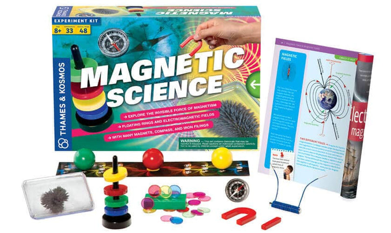 Toy - Magnetic Science Contents