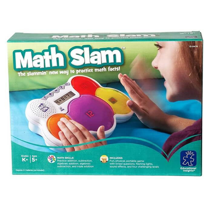 Toy - Math Slam Box