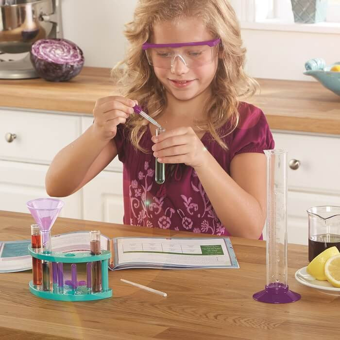 Toy - Nancy B's Science Club Stir-It-Up Chemistry Lab