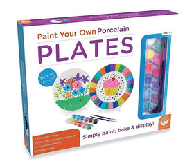 Kit - Paint Your Own Porcelain: Plates Box