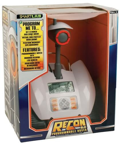 Toy - ReCon 6.0 Programmable Rover Box