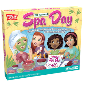 Kit - All Natural Spa Day Box