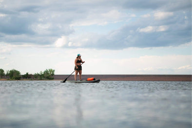 Worry Less, Paddle More: The Health Benefits of Paddling