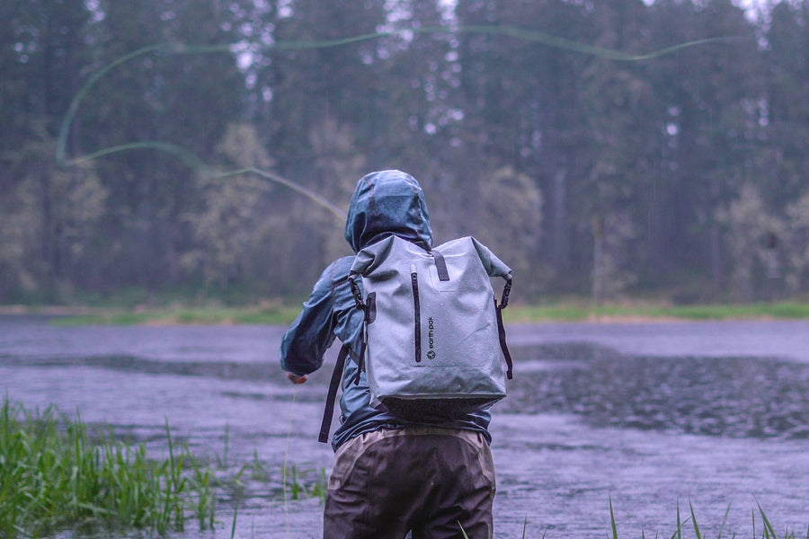 5 Reasons Why You Should Fish in Bad Weather