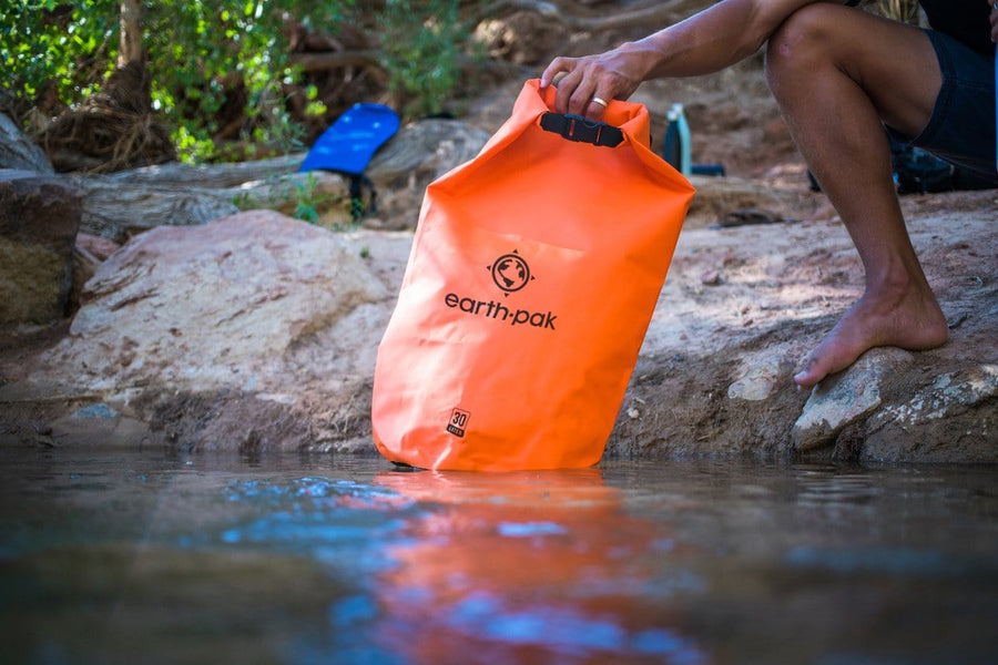 3 Tips for Taking Care of Your Dry Bag