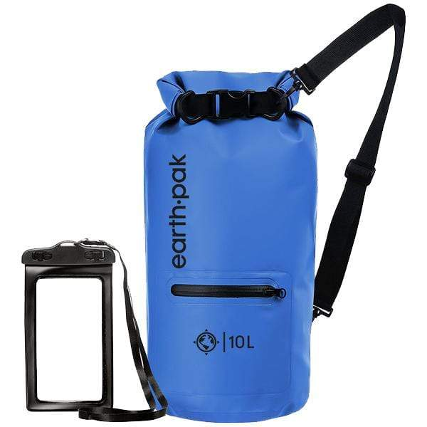 b5f733d2e6 Earth Pak - Torrent Dry Bag  Waterproof Dry Bag with Zippered Pocket