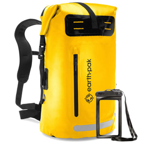 Summit Dry Bag Backpack (35L/ 55L)