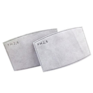 PM 2.5 Mask Filter Pura Cultura 2 Pack