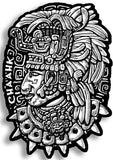 Chaak Sticker Pura Cultura Black