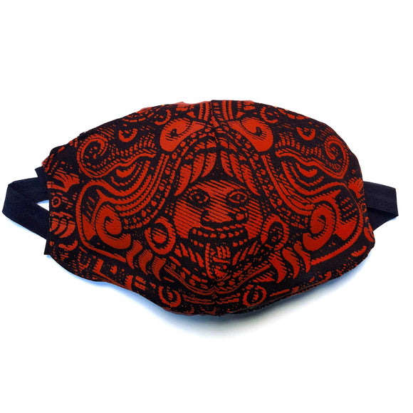 Protective Masks Pura Cultura Serpent / Red