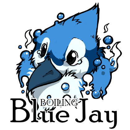 Boiling Bluejay