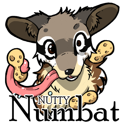Nutty Numbat