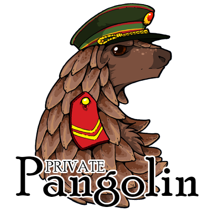 Private Pangolin