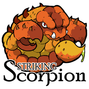Striking Scorpion