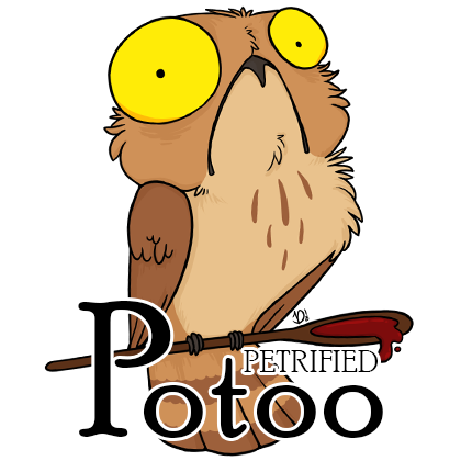 Petrified Potoo