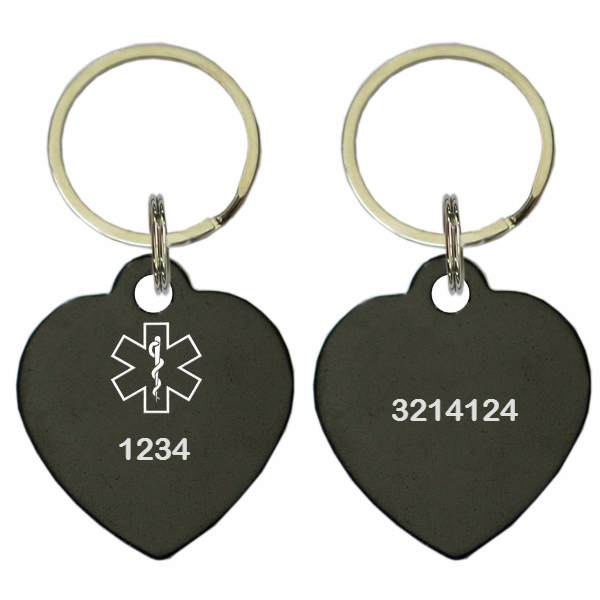 Custom Heart - 2 Pack