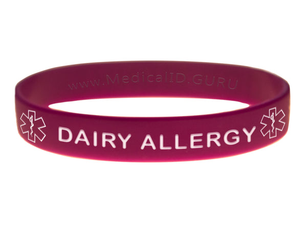 Dairy Allergy Bracelet