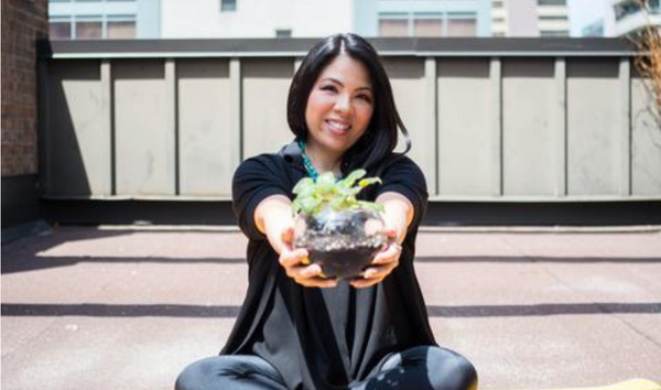 NIU BODY #BOSSBABE Interview with Pōm Health and Wellness Founder Kristine Sunn