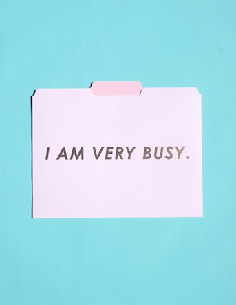 Busy vs. Productive - What's the Difference?
