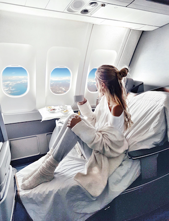 My Top Travel Hacks – In-Flight Edition