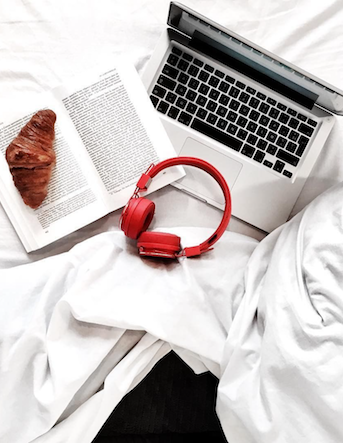 Our 5 Fave Podcasts to Get You Inspired