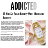 NIU BODY 100% Natural and Vegan Skincare - Press Addicted Magazine