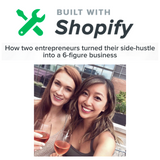 built with shopify niu body founders