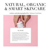 Gadriana Magazine NIU BODY Natural and Vegan Skincare Press Feature