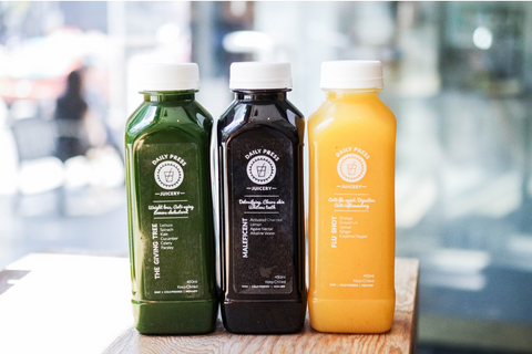 daily press juicery