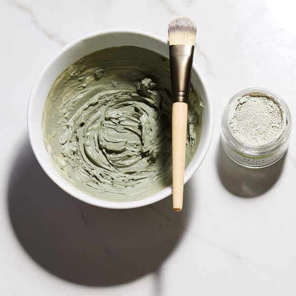 Detox Green Clay Mask MASKS - NIU BODY NATURAL SKINCARE BEAUTY PRODUCTS ORGANIC
