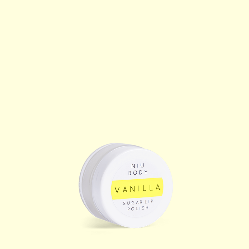 Vanilla Sugar Lip Polish