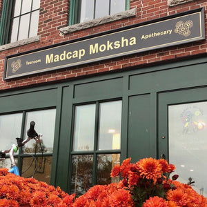 Custom Hand Painted Sign - Madcap