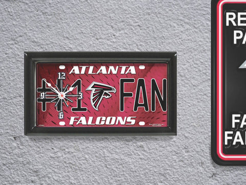 Atlanta Falcons Limited Edition #1 Fan Clock