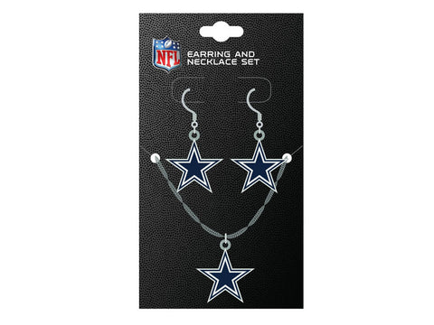 Dallas Cowboys Jewelry Set