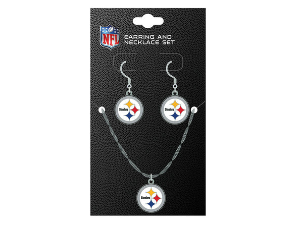 Pittsburgh Steelers Jewelry Set