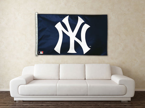 New York Yankees Team Flag