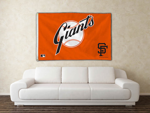 San Francisco Giants Team Flag