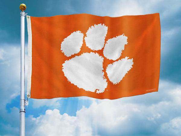 Clemson Tigers Team Flag